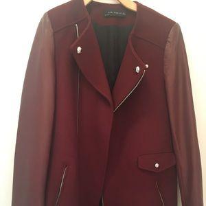 Womens zara coat